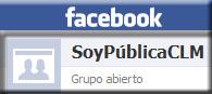 Soy Pública CLM en Facebook