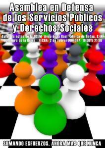 Asamblea en defensa de los Servicios Públicos y Derechos Sociales