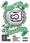 CAFÉ MUNDIAL POR LA EDUCACIÓN