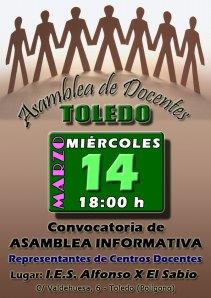 Asamblea de Docentes de la Provincia de Toledo