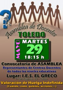 ASAMBLEA DOCENTES PROVINCIA TOLEDO