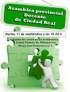 Asamblea Provincial Docente de Ciudad Real